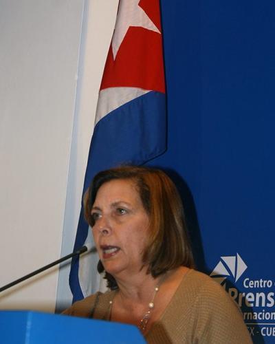 Josefina Vidal