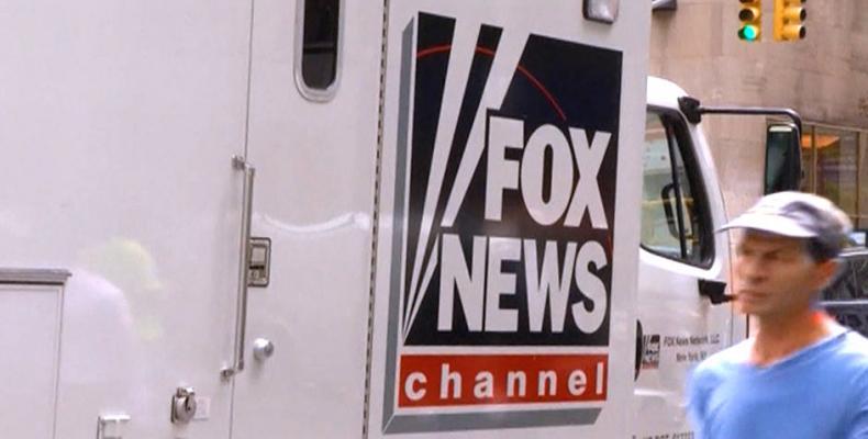 Fox news settles discrimination lawsuits.   Photo: AP