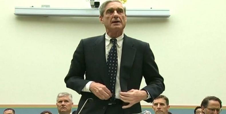 U.S. special counsel Robert Mueller.  Photo: Google