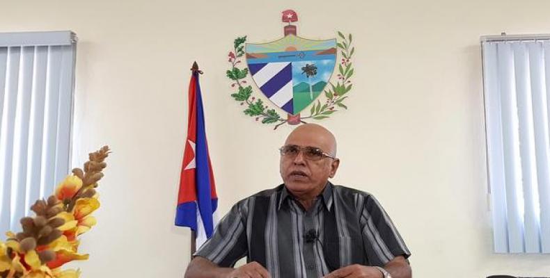Amarán Díaz dijo que el ejercicio deberá concluir aproximadamente en horas del mediodía del domingo 17 de febrero. Foto: Archiivo