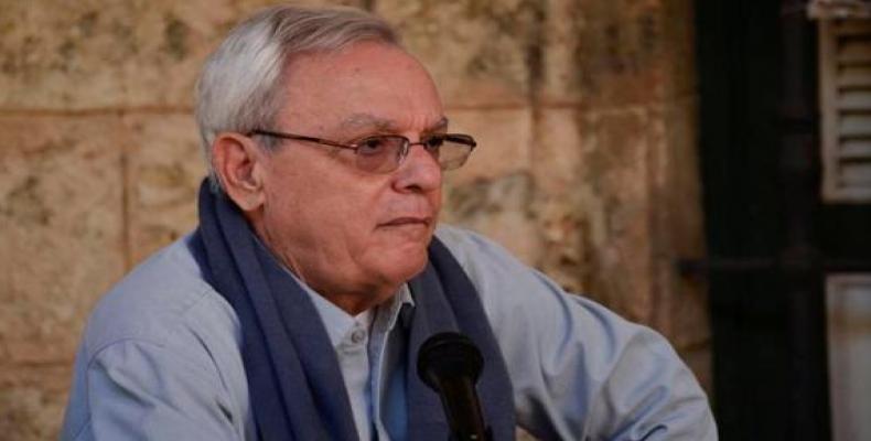 Doktoro Eusebio Leal, historiisto de Havano