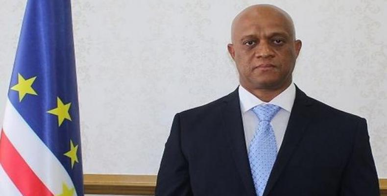 Minister for foreign affairs, communities and defense of the Republic of Cape Verde, Luis Filipe Lopes.  File Photo