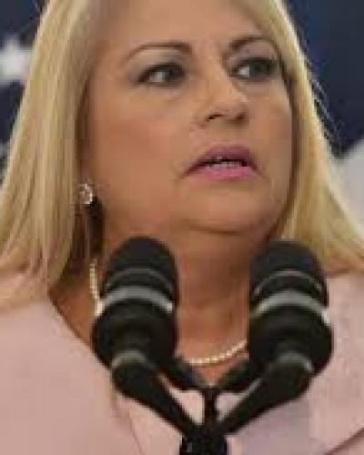 Gobernadora de Puerto Rico, Wanda Vázquez