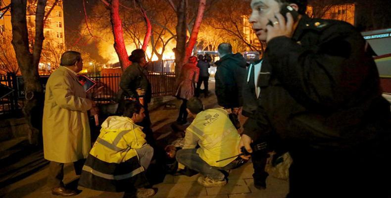Imágen de archivo sobre el atentado este miércoles en Ankara (Foto: Reuters)