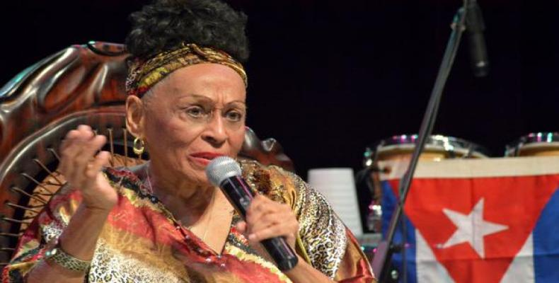 Omara Poruondo: the Diva of the Buena Vista Social Club