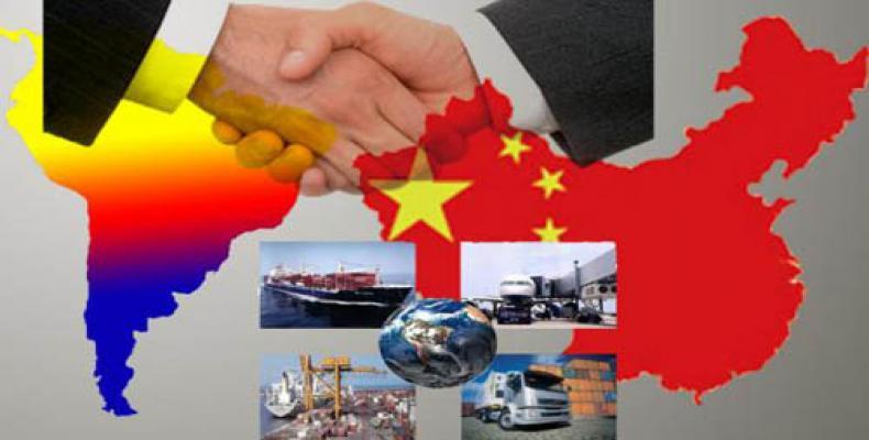 China quer ampliar laços econômicos na América Latina e Caribe.