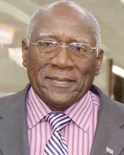 Cuban First Vice President, Salvador Valdes Mesa