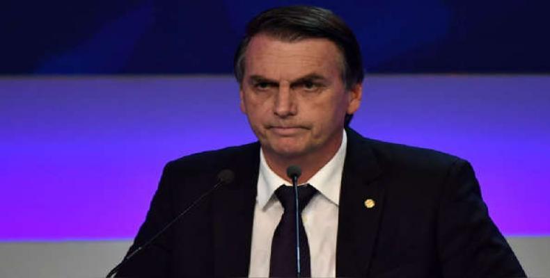 Le président Bolsonaro ne cache pas ses sympathies pour les dictatures militaires en Amérique Latine.