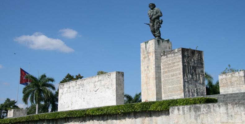 Memorial Ernesto Che Guevara en la ciudad de Santa Clara. Foto: Archivo