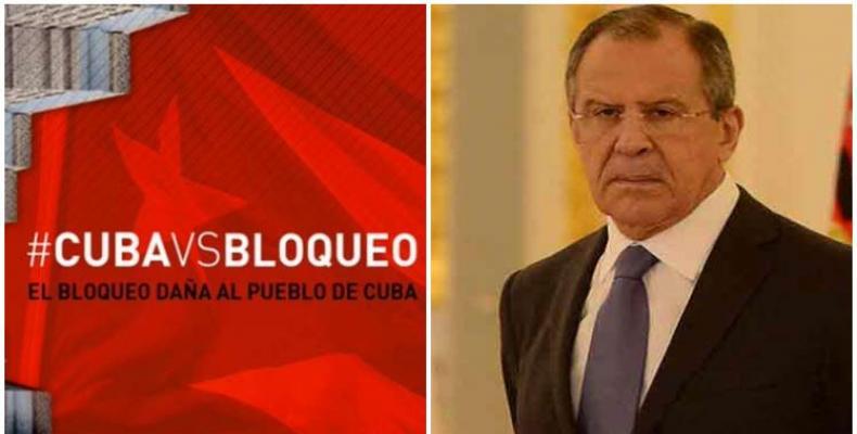 Serguei Lavrov, ministro pri eksteraj rilatoj de Rusio