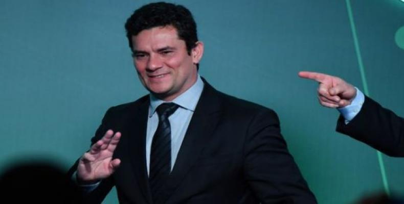 Consejo de Justicia de Brasil investigará a juez Sergio Moro. Foto/AFP.