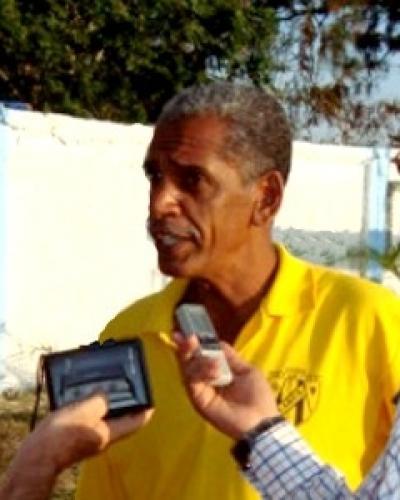 Pablo Elier Sanchez is the new coach of the Cuban soccer team