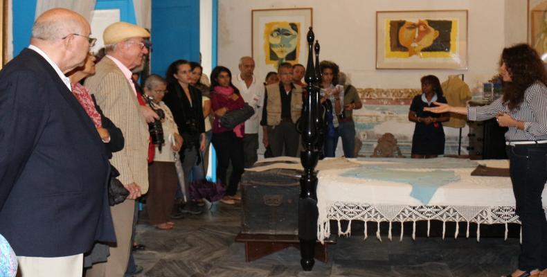 El centro, en La Habana, promueve valores de amistad, solidaridad y unión entre los países latinoamericanos. Foto: RHC