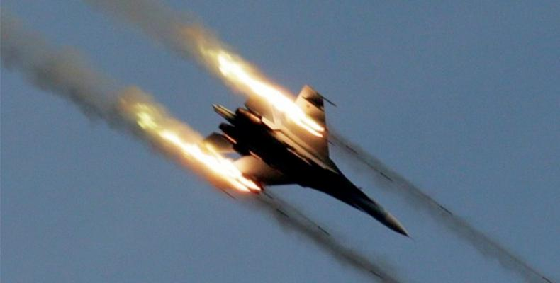 Bombardero en Siria Foto: Corbis Images
