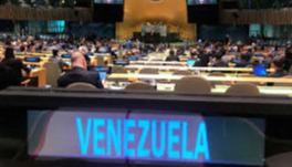 Le Venezuela condamne les dommages causés par les sanctions contre son pays