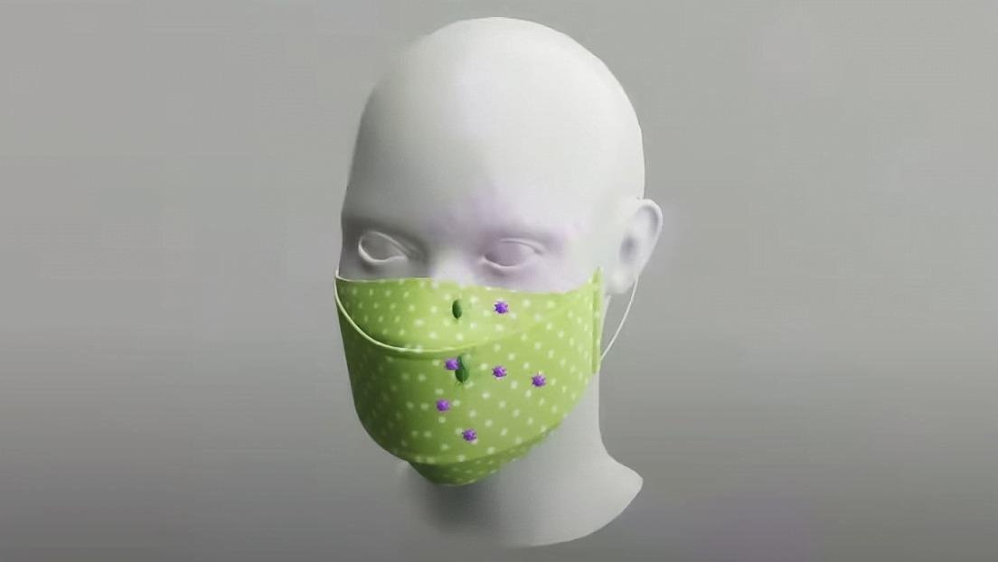 Mexican researchers create a mask that neutralizes Coronavirus