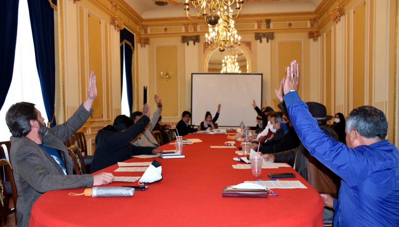 Parlamentarios bolivianos repudian el bloqueo a Cuba