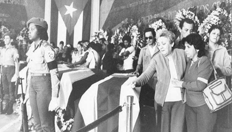 Miguel Díaz-Canel rappelle l'attentat terroriste contre un avion de ligne cubain le 6 octobre 1976