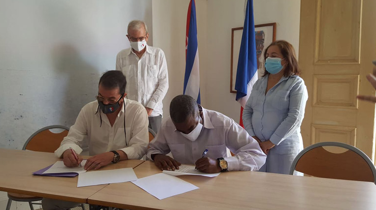 Cuba et la France renforcent leurs liens culturels