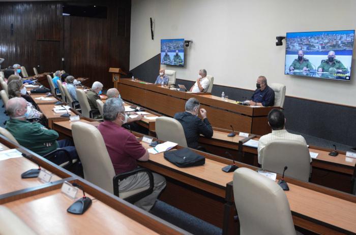 Kubas Regierung kündigte eine Verstärkung der Corona-Maßnahmen an. | Bildquelle: https://t1p.de/i5yy © Estudios Revolución | Bilder sind in der Regel urheberrechtlich geschützt