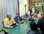 Visita Primer Vicepresidente a Radio Habana Cuba