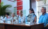 También se efectuaron encuentros con escritores, bibliotecarios y otro de literatura infanto-juvenil, presentaciones culturales variadas y entregas de premios.