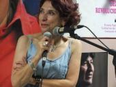 María Justa Calle Andrades, embajadora de Ecuador en La Habana.
