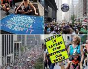 Jornada mundial de protestas por cambio climático
