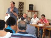 En relación con las tranmisiones, Arnaldo Coro, periodista de la redacción en idioma inglés resaltó la importancia de que Radio Habana Cuba se escuche también en el archipiélago cubano , a pesar de tener un perfil editorial centrado hacia el público internacional.