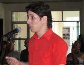 Reinier Clemente, ingeniero informático se refirió la infraestructura tecnológica que garantiza el trabajo en RHC