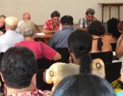 Debaten en RHC sobre trabajo anual