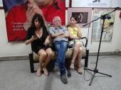 Trabajadores de Radio Habana Cuba.