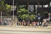 La XV edición de la Feria Arte en La Rampa, fiesta singular de la cultura nacional, se desarrolla este verano en el Pabellón Cuba de esta capital, con la premisa de fungir como un espacio de diálogo multicultural.