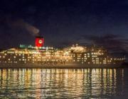 Arriba a puerto de La Habana Barco de la Paz