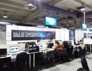 Momentos de la Prensa cubana en Cumbre CELAC 2014