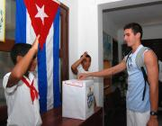 Votan por Cuba en elecciones parciales