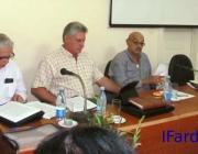 Clausura del II Pleno del Comité de la UPEC